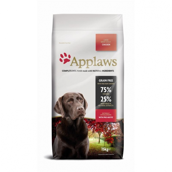Applaws - Applaws Adult Large Breed Huhn 15 kg