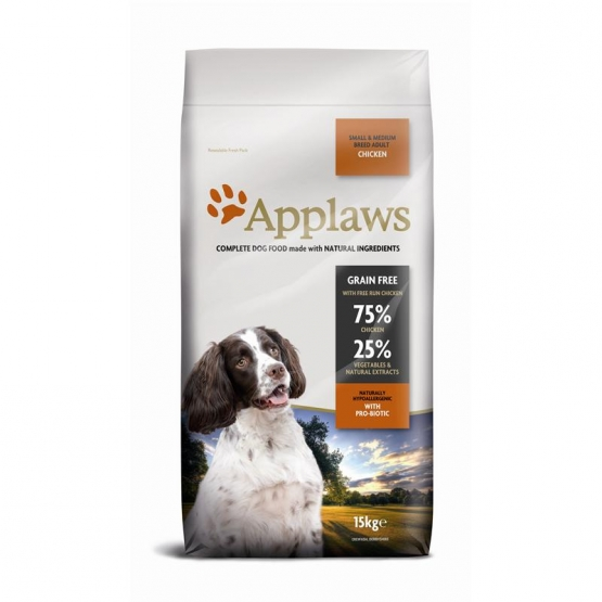 Applaws - Applaws  Small & Medium mit Huhn 15 kg