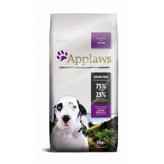 Applaws - Applaws Puppy Large Huhn 15 kg